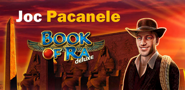 pacanele Book of Ra