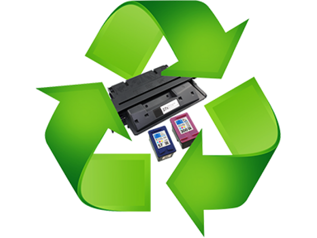 20200301 Recycle Toner Help Environment
